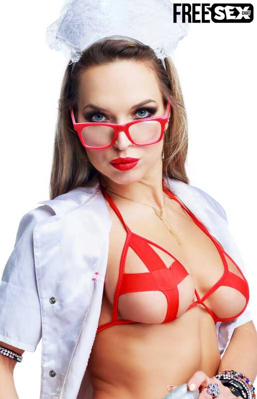 Hot Nurse Phone Sex